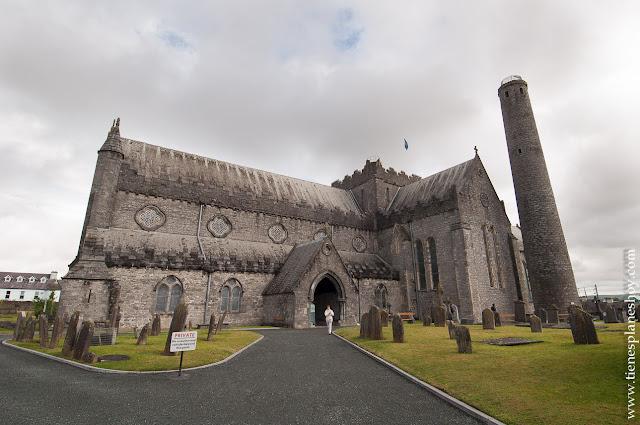 Catedral Kilkenny Irlanda