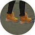 Child_Hiking Boots_unisex_하이킹 부츠_어린이 남녀 공용 신발