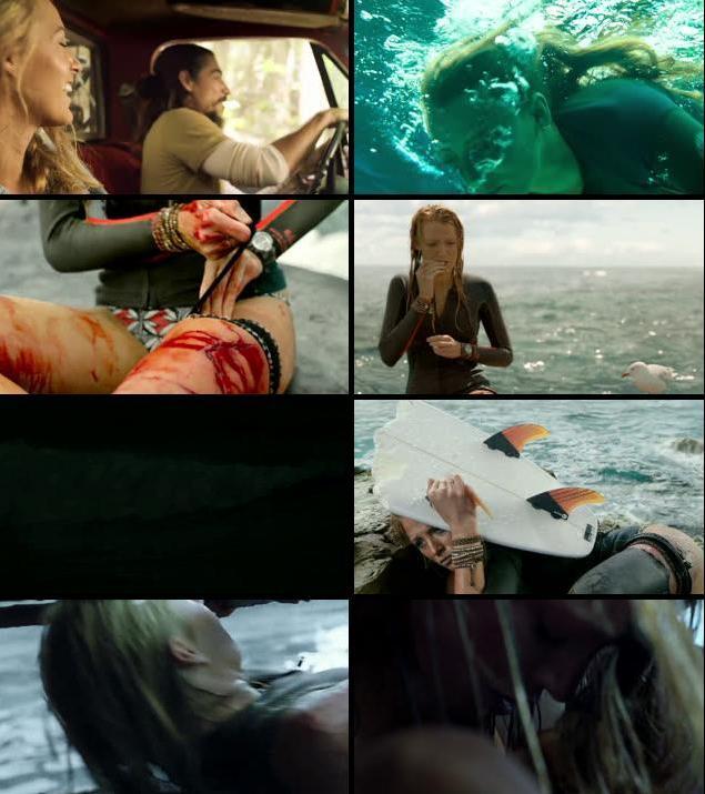 The Shallows 2016 English 720p BluRay