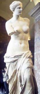 Афродита Венера Милоска ок. 150 г. пр. Хр Музей Лувър Франция