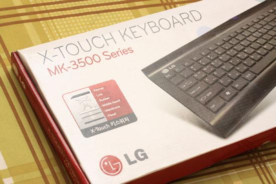 Bàn Phím Hàn Quốc LG MK 3500