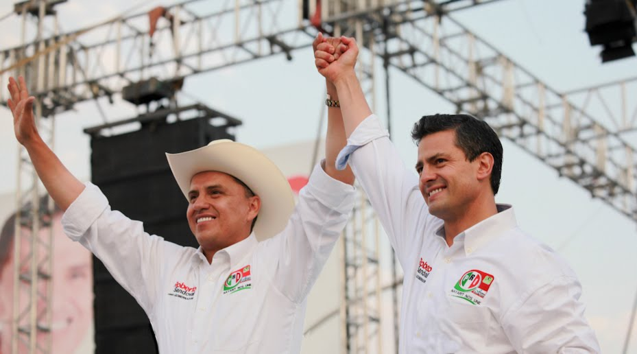 Irreversible el triunfo de Roberto Sandoval: Peña Nieto | Entre Veredas