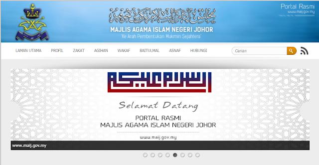 Rasmi - Jawatan Kosong (MAIJ) Majlis Agama Islam Negeri Johor Terkini 2019