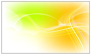 Imagen de colores para tarjetas de visita