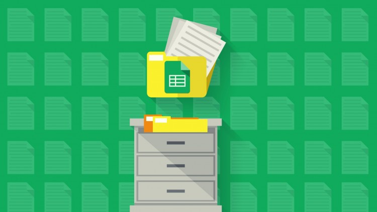 Google Spreadsheet Basics: A (Free) Introduction - Udemy Course