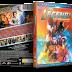Capa DVD DC's Legends of Tomorrow - Segunda Temporada - Disco 4 (Oficial)