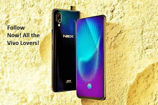 Vivo claims these are the consummate bezel Vivo Nex Ultimate or Vivo Nex due south 2018 too Vivo Nex launched