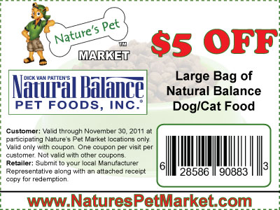 Nature S Pet Market Eugene