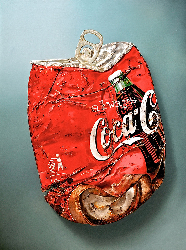 14-Colablikje-Coca-Cola-Tjalf-Sparnaay-The-Beauty-of-the-Everyday-Paintings-of-Food-Art-www-designstack-co