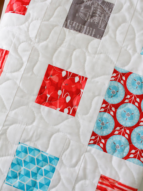 free motion quilting design