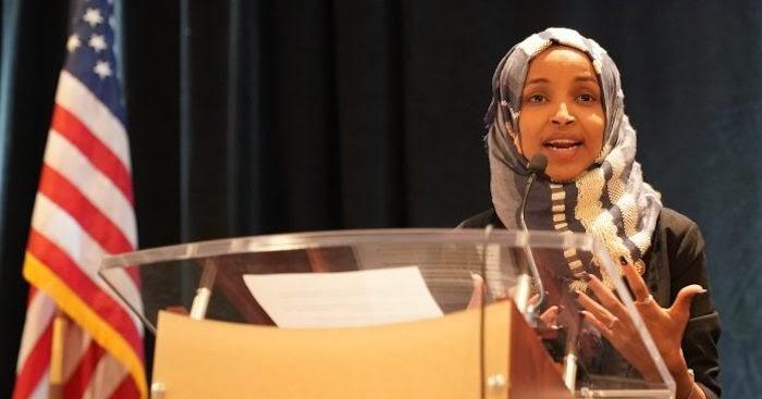 Ilhan Omar, Muslimah Pertama di Kongres AS Diancam Bom