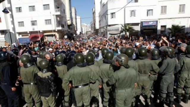 "Morocco: Ministry of Communications confirms that journalists are allowed to cover protests in rural areas ""freely"""