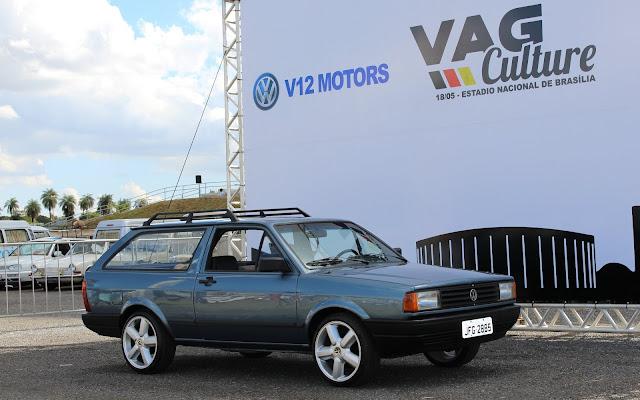 VW Parati 1989
