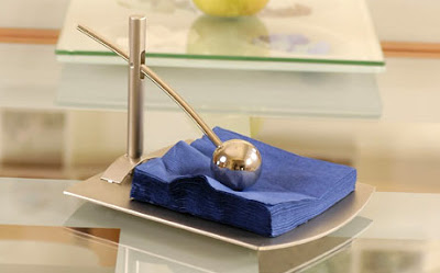 Creative Napkin Holders and Cool Napkin Holder Designs (15) 1
