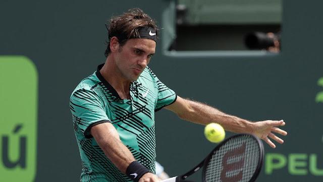 Federer Absen di Prancis Terbuka