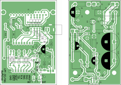 Generate good looking PCB artwork from KiCAD