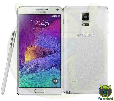 Update Galaxy Note 4 SM-N910T3 N910T3UVS2EPG2 Android 6.0.1