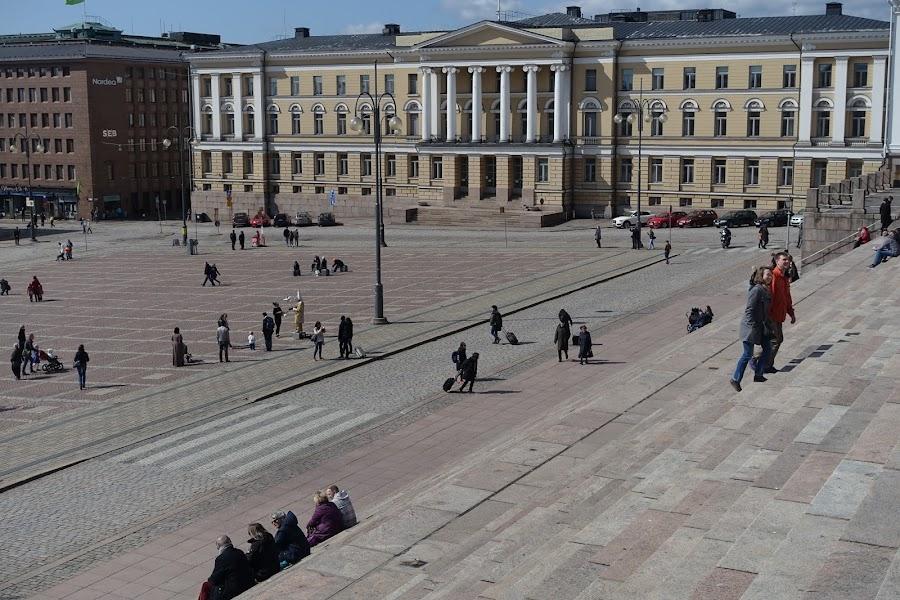 ヘルシンキ大学本館