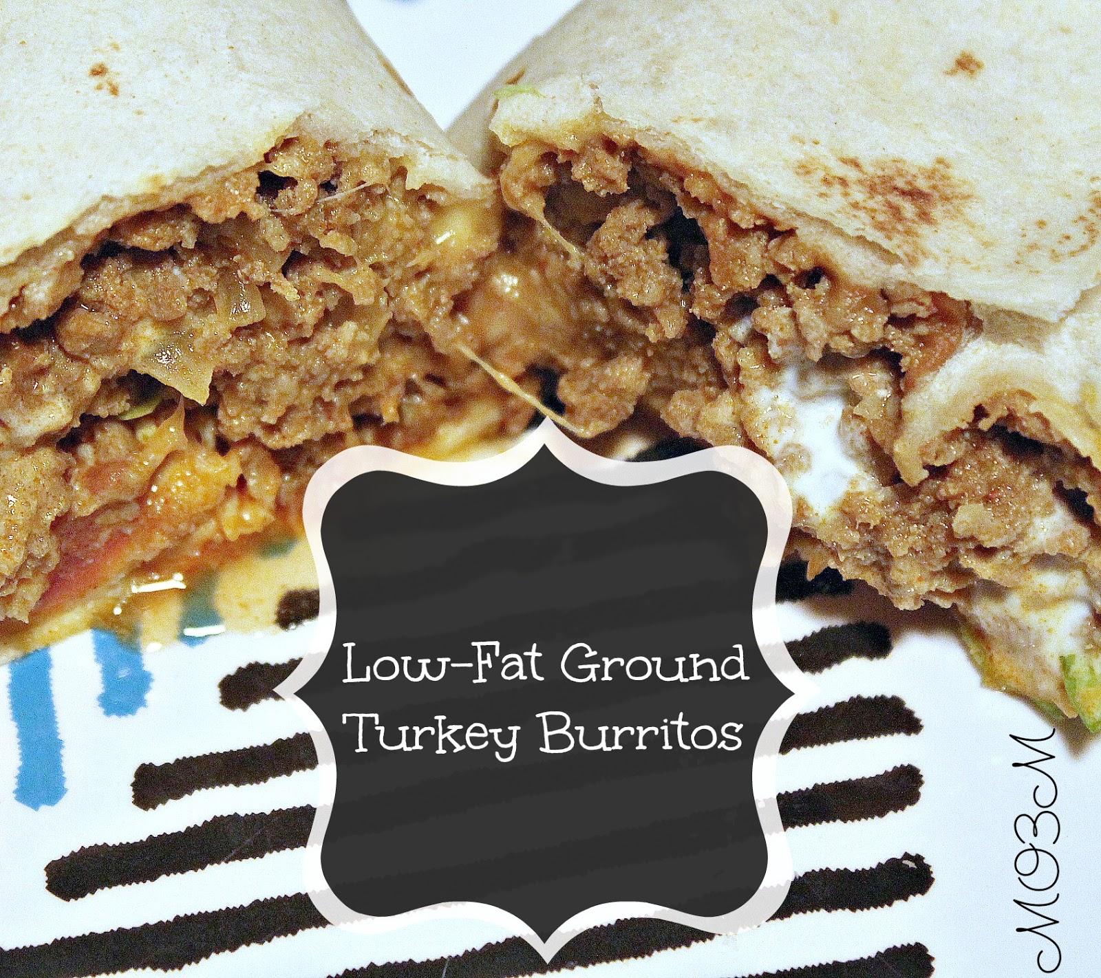 Low Fat Ground Turkey 63