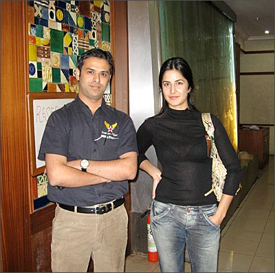 Bollywood queen katrina kaif and his childhood