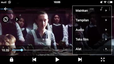 cara menyatukan video dengan subtitle di android
