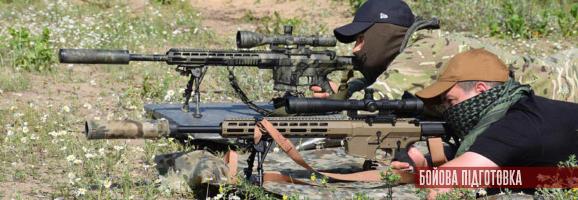 Найкращі снайпери на Півночі – у 58-й бригаді