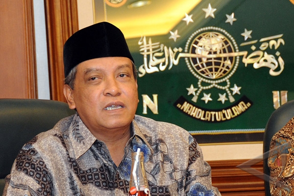 Diundang Ceramah di Al Azhar Mesir, KH Said Aqil: Arab ingin Seperti Indonesia