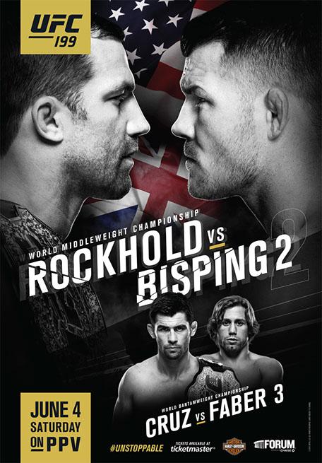 Watch UFC 199 Rockhold vs Bisping 2 Online Free Putlocker