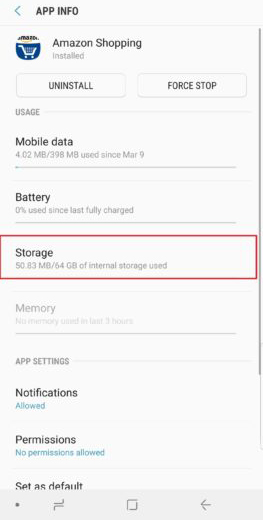Begini  Cara Memindahkan Aplikasi ke Kartu SD di Galaxy S9 dan Galaxy S9 + 2