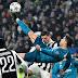 De la mano de un Cristiano Ronaldo brillante, el Real Madrid goleó a la Juventus