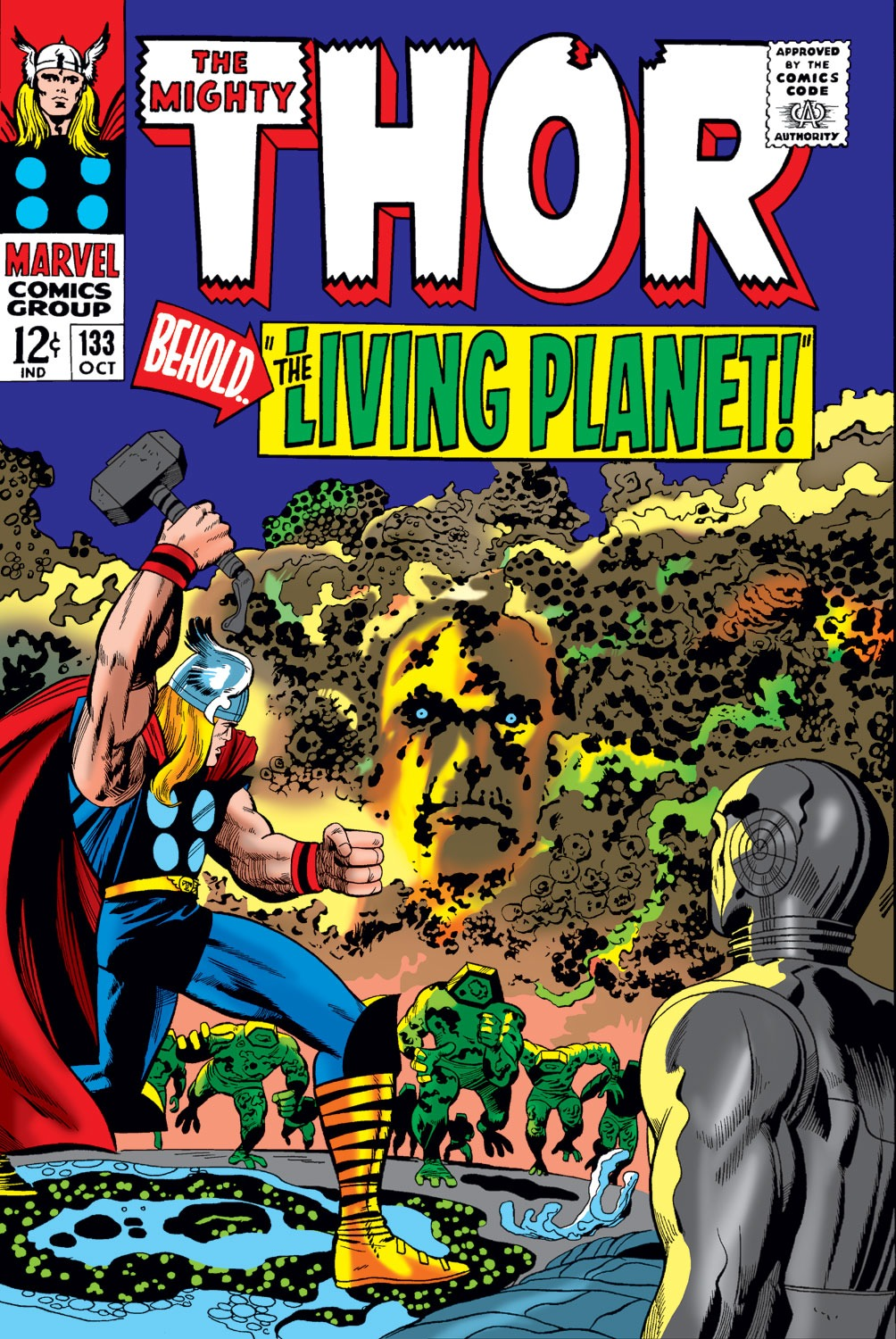 Thor (1966) 133 Page 1