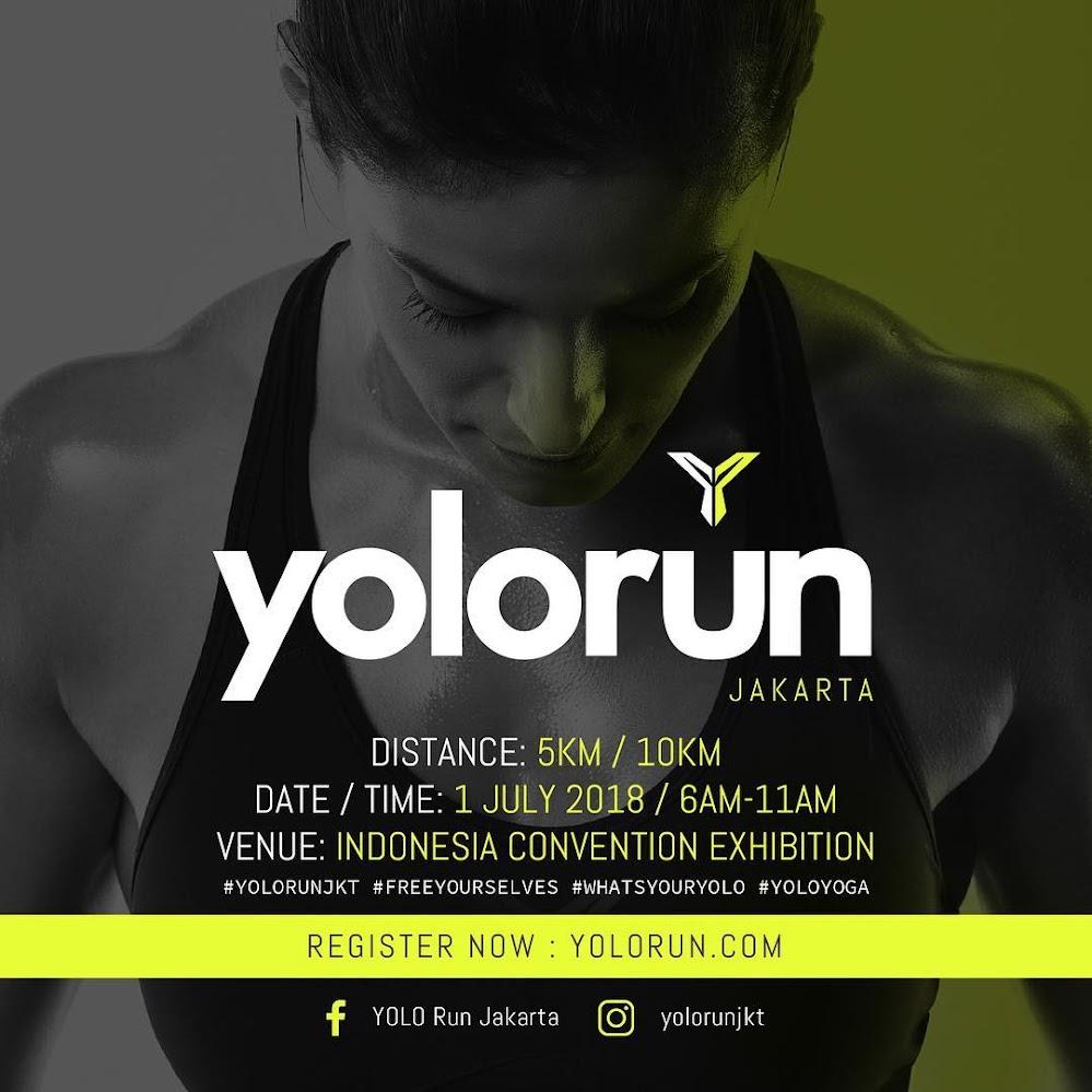 YoloRun Jakarta • 2018