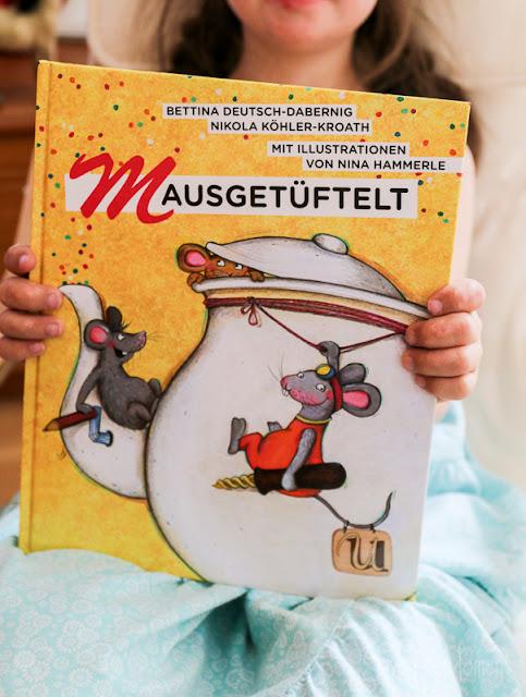 Buch Mausgetüftelt