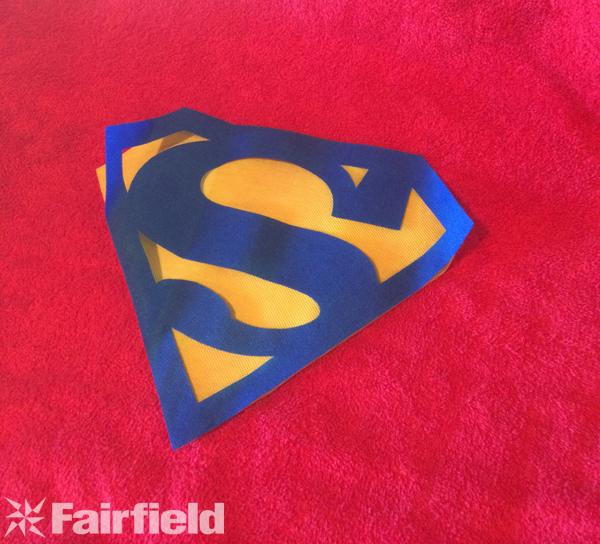 Super Hero Hooded Towels Tutorial