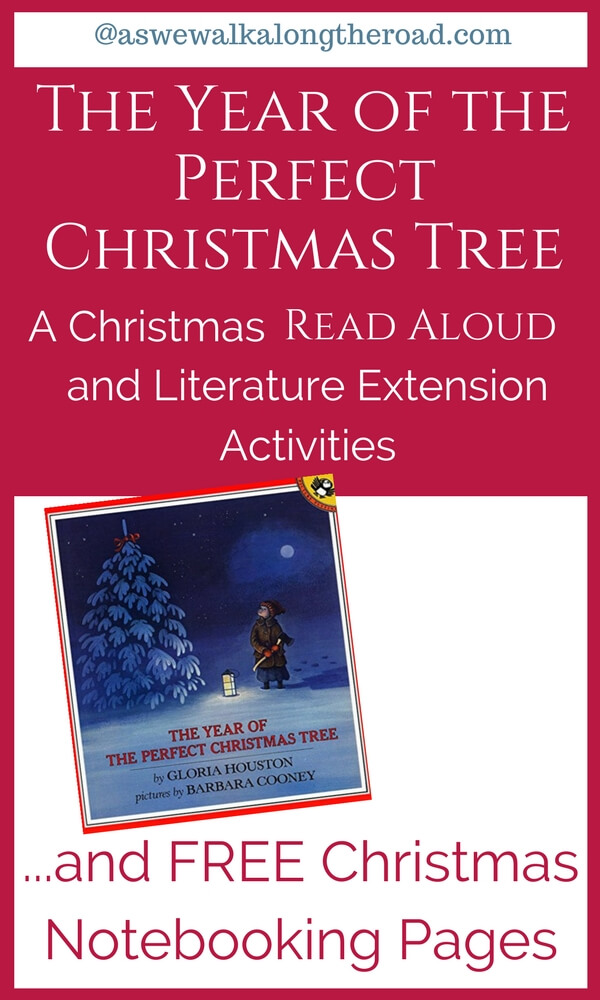 Literature unit activities for The Year of the Perfect Christmas Tree