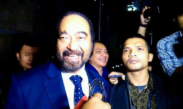 """""""Kalau Tak Mau ke Dewan Pers, Prabowo Silaturahmilah ke Surya Paloh"""""""
