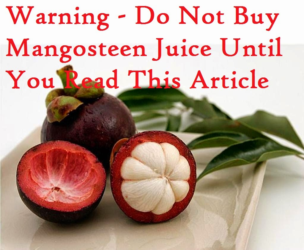 Where can i buy mangosteen juice
