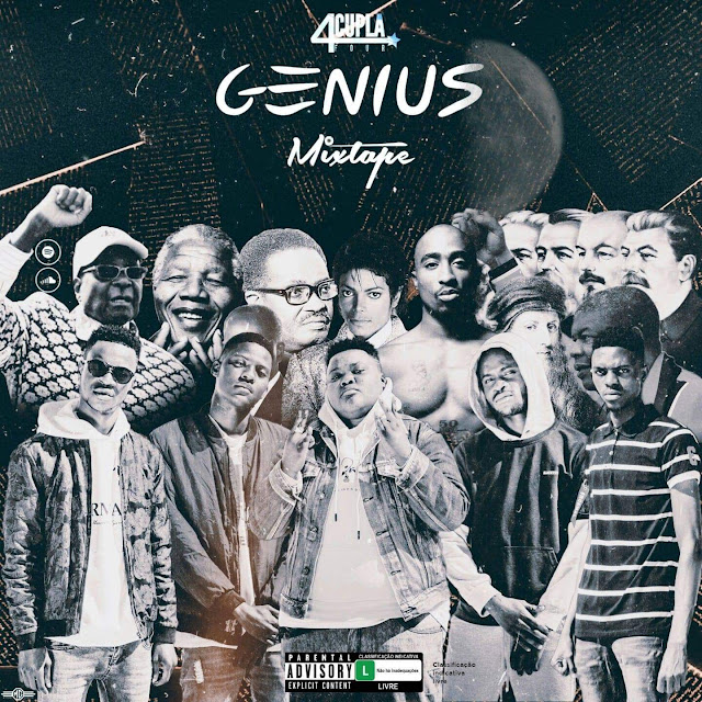 4Cupla - Genius (Mixtape) baixar nova musica descarregar agora 2019