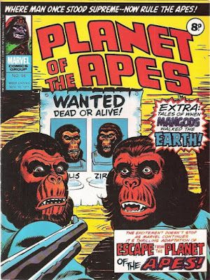 Marvel UK, Planet of the Apes #56
