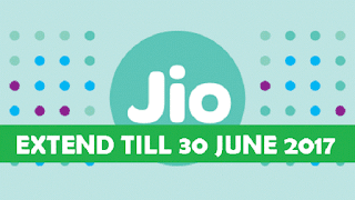 Jio April offer