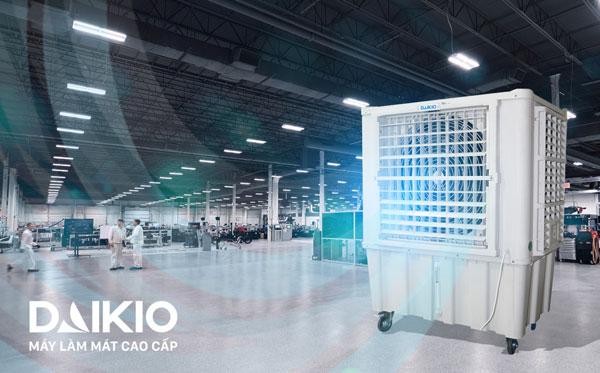Máy làm mát cho nhà xưởng di động DKA-15000A