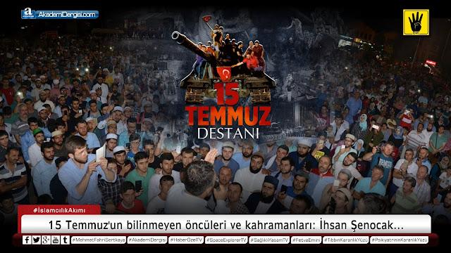 15 temmuz darbesi, akademi dergisi, darbe tiyatrosu, Fethullah Gülen, FETÖ, Haçlı Seferleri, ihsan şenocak, Mehmet Fahri Sertkaya, Projesi (BOP), islamcılar,