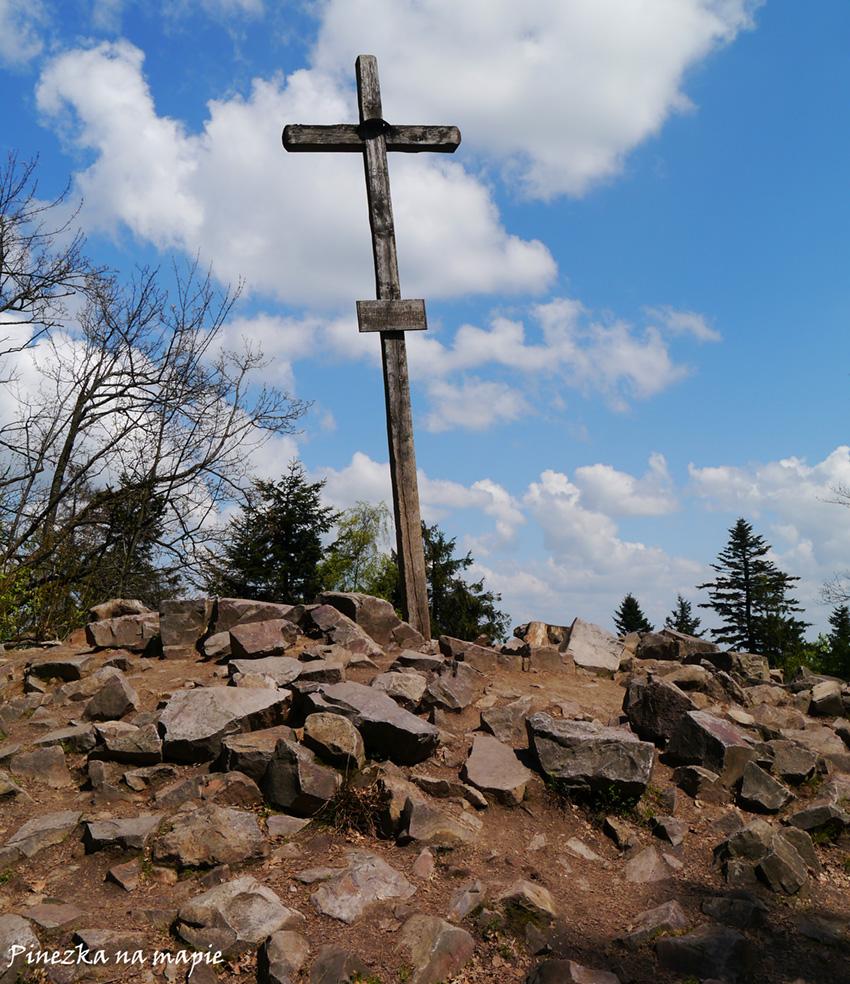 Korona Gór Polski wykaz szczytów
