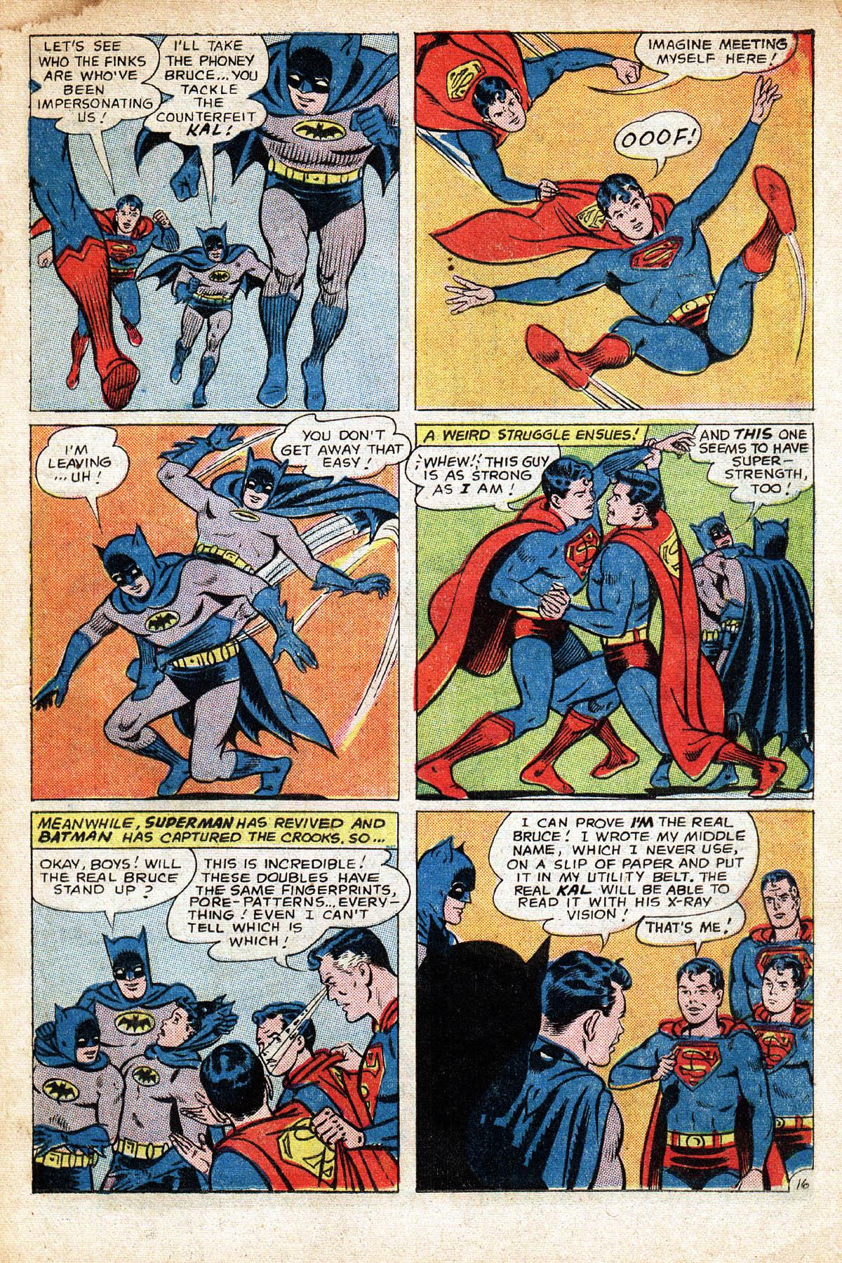 Read online World's Finest Comics comic -  Issue #157 - 21