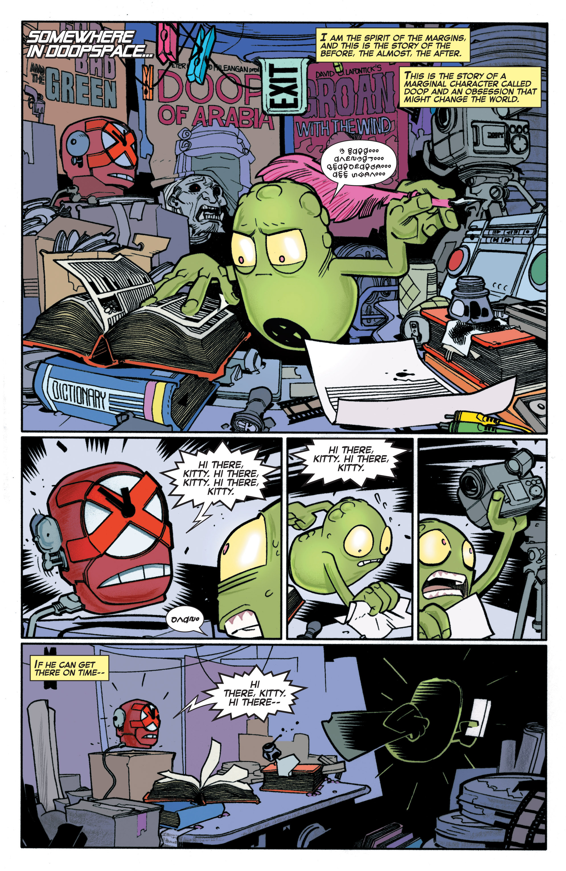 Read online All-New Doop comic -  Issue #1 - 3