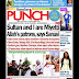 NIGERIA NEWSPAPERS: TODAY'S THE PUNCH NEWSPAPER HEADLINES [14 JANUARY, 2018].