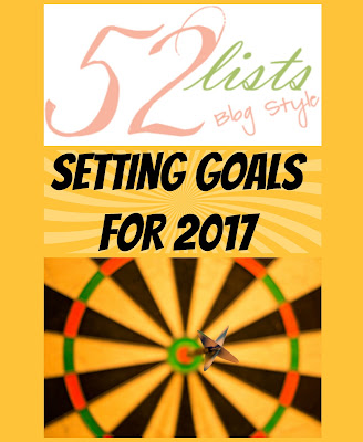 52 LIsts #52 - Setting Goals for 2017 on Homeschool Coffee Break @ kympossibleblog.blogspot.com