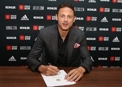 Nemanja Matic Signs New 3 Years Deal with Manchester United