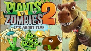 Plants vs Zombies 2 MOD Unlimited money Apk + Data Terbaru