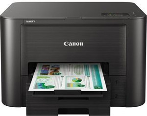 designed to perform complex tasks inwards offices amongst high impress volumes Canon Maxify iB4110 Driver Download